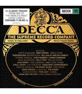 Decca - The Supreme Record Company (Box Set 4 CD)