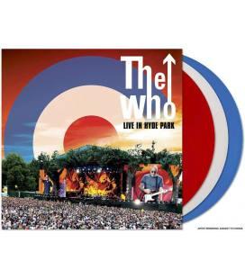 Live In Hyde Park (3 LP Color)