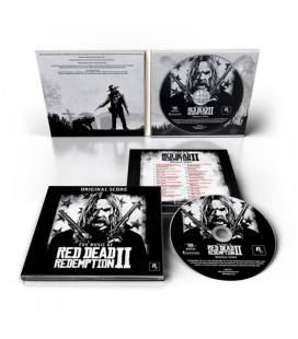 The Music Of Red Dead Redemption 2 (1 CD Original Score)