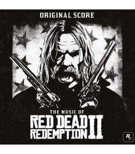 The Music Of Red Dead Redemption 2 (2 LP Original Score)