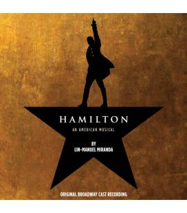 Original Broadway Cast Of Hamilton (2 CD)