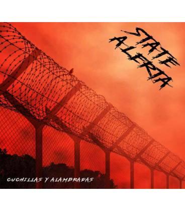 Cuchillas y Alambradas (1 CD Digipack)