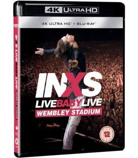 Live Baby Live (1 Blu-ray+ 4 K UHD)