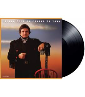 Johnny Cash Is Coming To Town (1 LP)