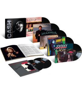 The Complete Mercury Albums (1986 - 1991) (Box Set 7 LP)