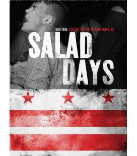 Salad Days: A Decade Of Punk In Washington, Dc (1980-90) (1 DVD)