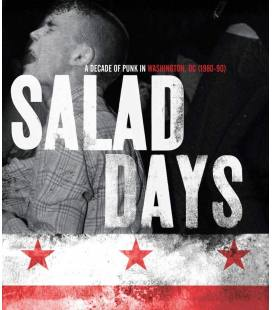 Salad Days: A Decade Of Punk In Washington, Dc (1980-90) (1 BLU RAY)