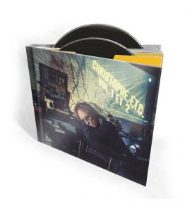 Christophe etc Vol 1 & Vol 2 (2 CD Libro Disco)