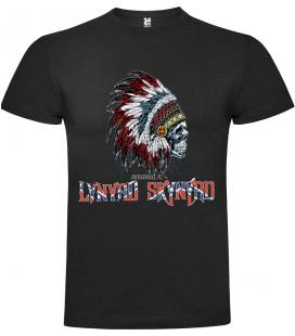 Lynyrd Skynyrd Jacksonville Camiseta Manga Corta Bandas