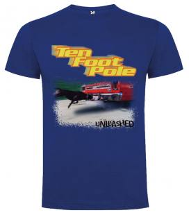 Ten Foot Pole Unleashed Camiseta Manga Corta Bandas