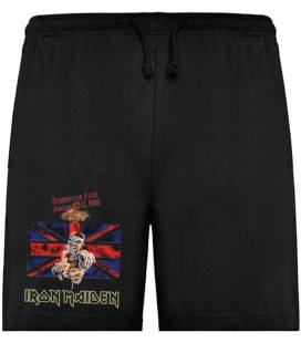 Iron Maiden Donington Bermudas
