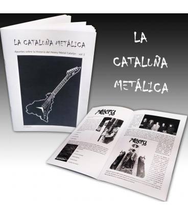 """Fanzine """"La Cataluña Metálica"""" - Vol.1"""