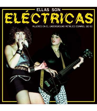 Ellas Son Eléctricas (1 LP)