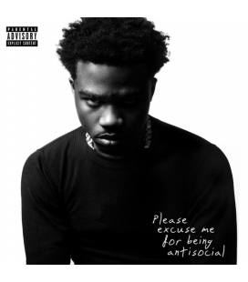 Please Excuse Me For Being Antisocial (2 LP)