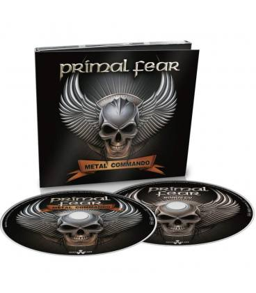 Metal Commando (2 CD)