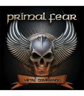 Metal Commando (1 CD)