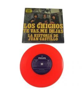 Te Vas, Me Dejas / La Historia De Juan Castillo (1 LP)