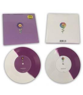 Morado / Blanco (1 LP Color)