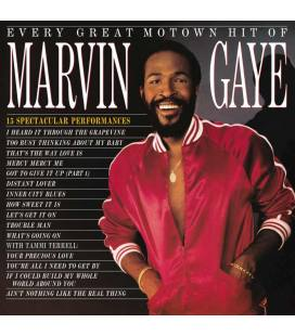Every Great Motown Hit Of Marvin Gaye: 15 Spectacular Performances (1 LP)