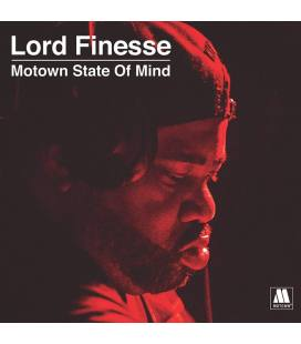 """Lord Finesse Presents - Motown State Of Mind (Box Set 7 Singles 7"""")"""