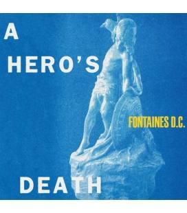 A Hero'S Death (1 LP Color)