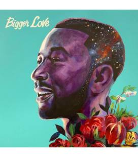 Bigger Love (1 CD)