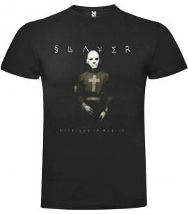 Slayer Diabolus In Musica Camiseta Manga Corta Bandas