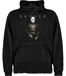 Slayer Diabolus In Musica Sudadera con capucha y bolsillo