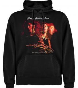 Rory Gallagher Photo-Finish Sudadera con capucha y bolsillo