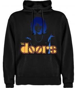 The Doors Jim Morrison Sudadera con capucha y bolsillo