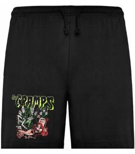 The Cramps Band Bermudas