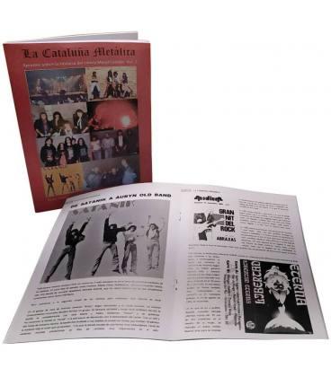 """Fanzine """"La Cataluña Metálica"""" - Vol.2"""