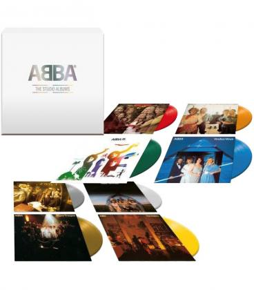 ABBA - The Vinyl Collection (8 LP Color)