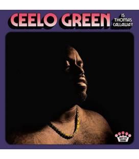 Ceelo Green Is Thomas Callaway (1 LP)