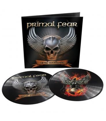 Metal Commando (2 LP)