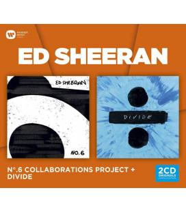 Nº 6 Collaborations Project & Divide (Box 2 CD)