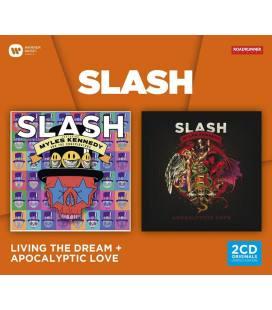 Living The Dream & Apocalyptic Love (Box 2 CD)