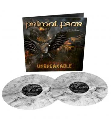 Unbreakable (2 LP White+Black Marbled)