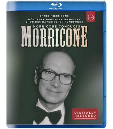 Morricone Conducts Morricone (1 BLU-RAY)