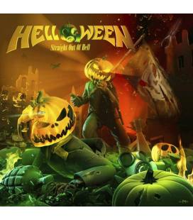 Straight Out Of Hell (Remastered 2020) (2 LP Clearlear Gatefold)
