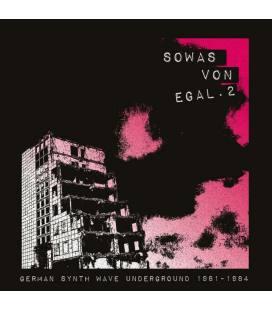 Sowas Von Egal 2 (German Synth Wave Underground 1981-84) (1 CD)