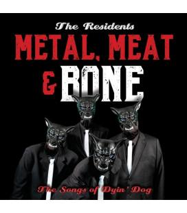 Metal, Meat & Bone - The Songs Of Dyin' Dog (2 CD Book)