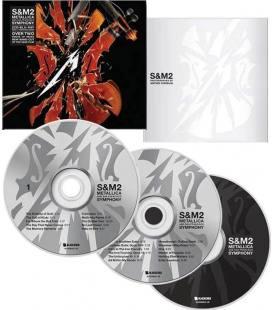 S&M2 (2 CD+1 Blu-Ray)