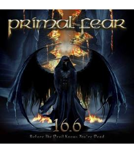 16.6 (Before The Devil Knows You'Re Dead) (1 CD)