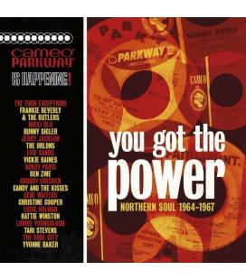 You Got The Power: Cameo Parkway Northern Soul (1964-1967) (1 CD)