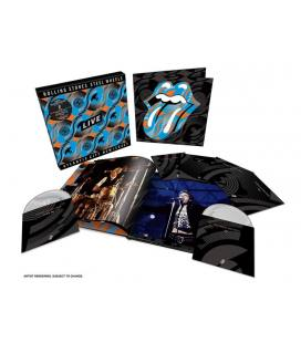 Steel Wheels Live (3 CD+2 DVD+1 BLU RAY)