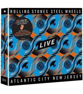 Steel Wheels Live (2 CD+1 DVD)