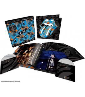 Steel Wheels Live (2 CD+1 BLU-RAY)