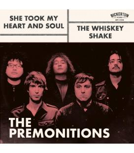 She Took My Heart And Soul / The Whiskey Shake (1 LP Maxi)