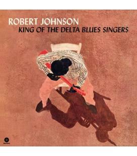 King Of The Delta Blues Singers (1 LP Turquesa)